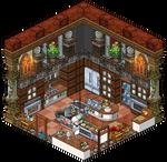 Mansion - Kitchen