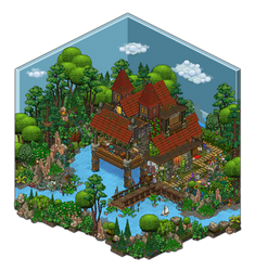 Little piece of paradise by Cutiezor