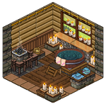 Mountain House Sauna