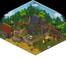 Pixel farm! by Cutiezor