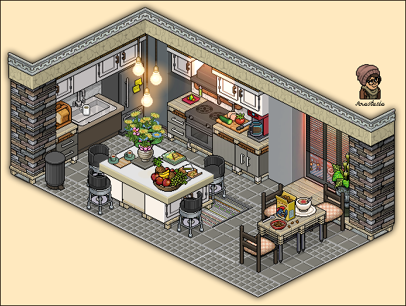 Apartment Kitchen Design By Cutiezor On Deviantart