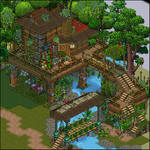 WIP Treehouse!