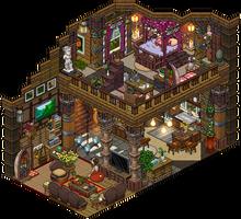 Inside the Jungle Treehouse! by Cutiezor