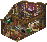 Inside the Jungle Treehouse!