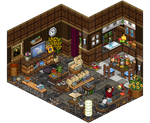 Captivating and Bibliotheek - Living room design