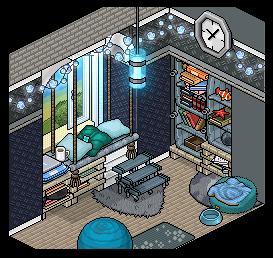 Cozy window view by Cutiezor