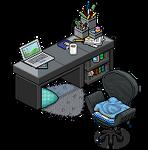 Work desk design