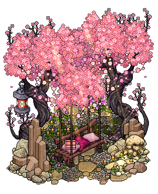 Cherry Blossom Chat Room