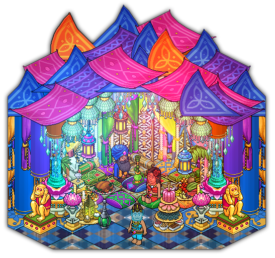 Sultan S Pleasure Tent By Cutiezor On Deviantart