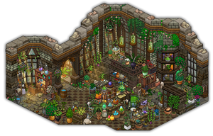 Witches Greenhouse