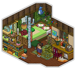 Anna's bedroom ~ When Marnie Was There