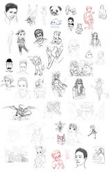 Sketches since 2011