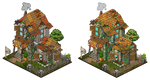 Cute cottage by Cutiezor