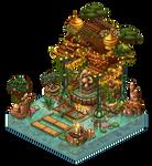Elephant Temple