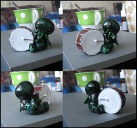 cthulhu drummer