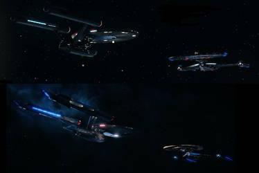 Star Trek Online: DSC Vs ENT remake by josh45667