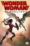 Wonder Woman Bloodlines cover and details