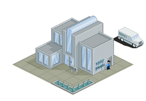 PixelDam Bank Version New.0