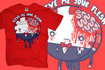 Adventure Time: Peppermint Butler wants Your Flesh