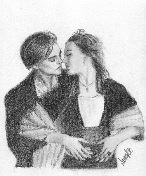 jack and rose coloring pages - photo#32