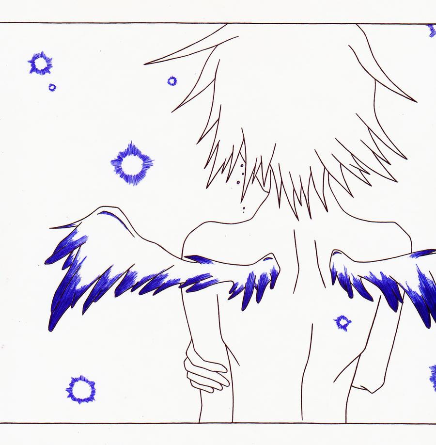 Haru: Wings by japanese-freak-show