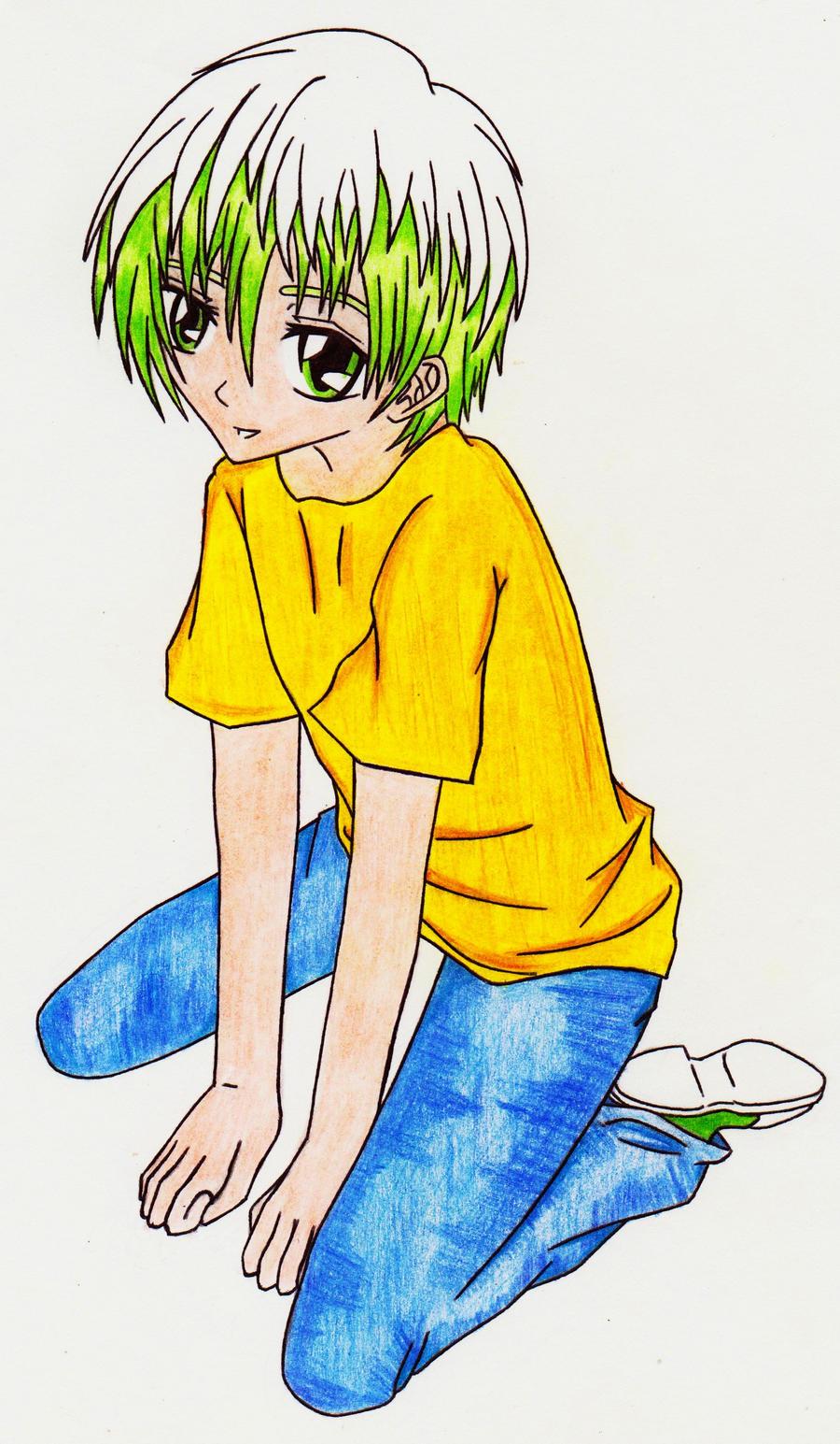 Shiro: Cute by japanese-freak-show
