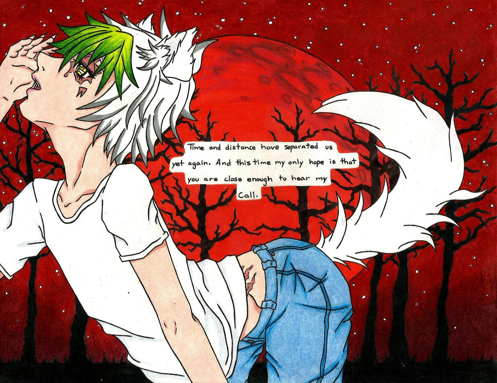 Haru: Howl by japanese-freak-show