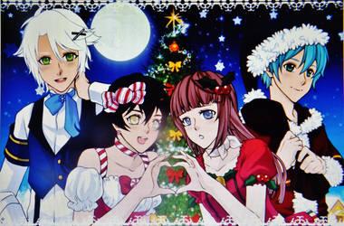 Group OC Christmas Pic