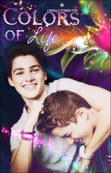 Colors Of Life (cover de concurso) by nayulipa