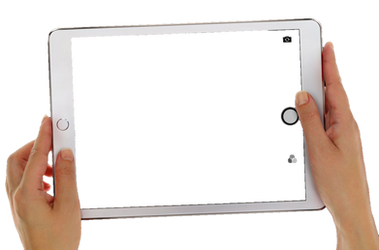 hands PNG (tablet) by nayulipa