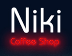 Niki Coffee Shop Logo by farshad