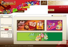 Farmand Chocolates by farshad