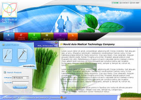 Asia Medical Tech by farshad