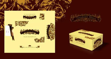 Ferydoon Shoes - Shoe Box