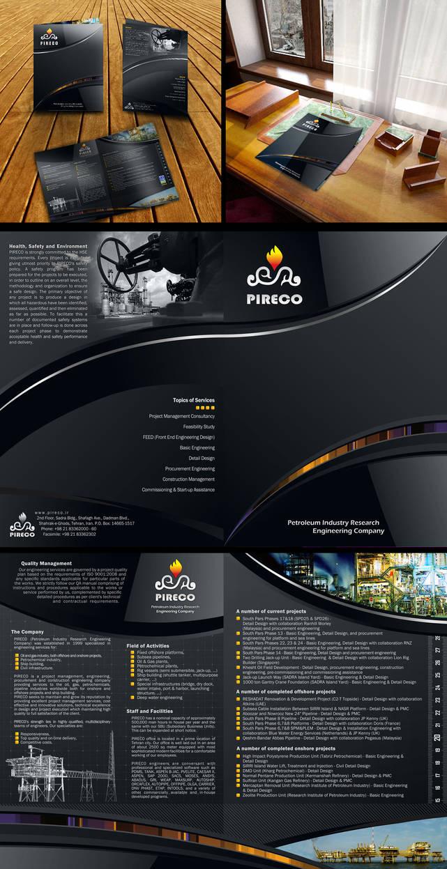 PIRECO Brochure by farshad