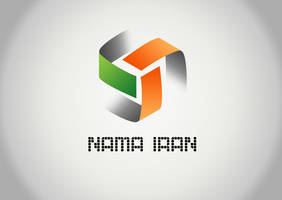 Nama Iran Logo Design by farshad