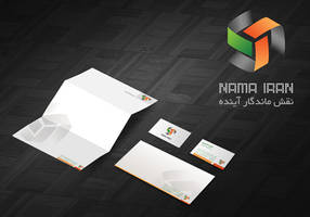 NAMA Iran - Stationary Set by farshad