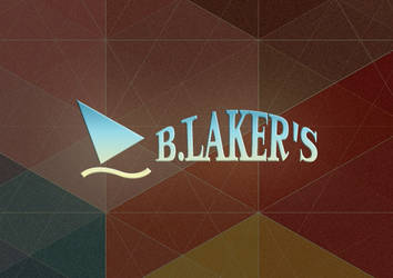B Laker's Logo by farshad