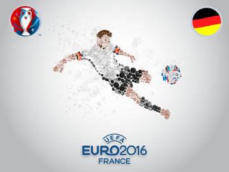 Germany - Euro 2016 by farshad