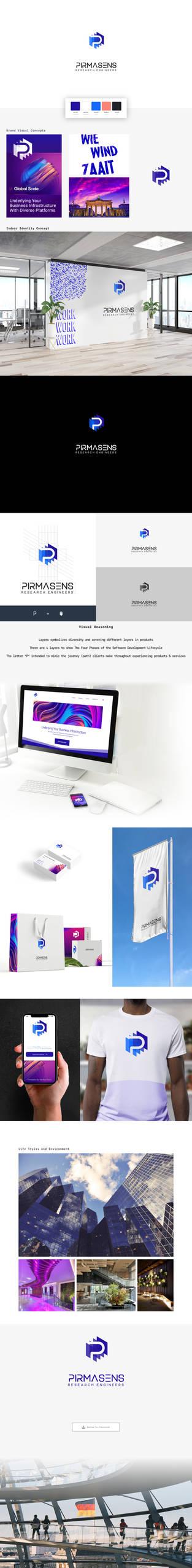 Software Company Rebrand
