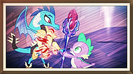 Dragon Memories by VanillaMocha01