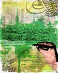Arabian Calligraphy by mohoohaha