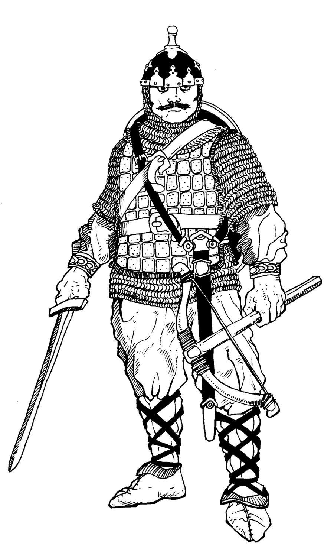 Prussian Warrior