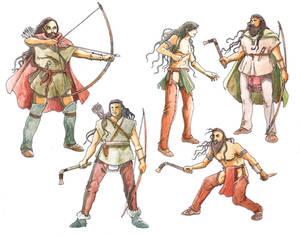 Warrior Copper Age