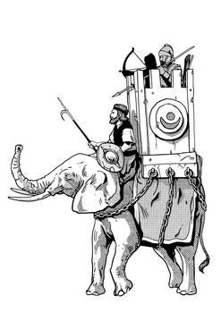 War Elephante