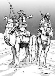 Mounted Brigands