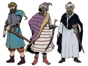 Barbary captains