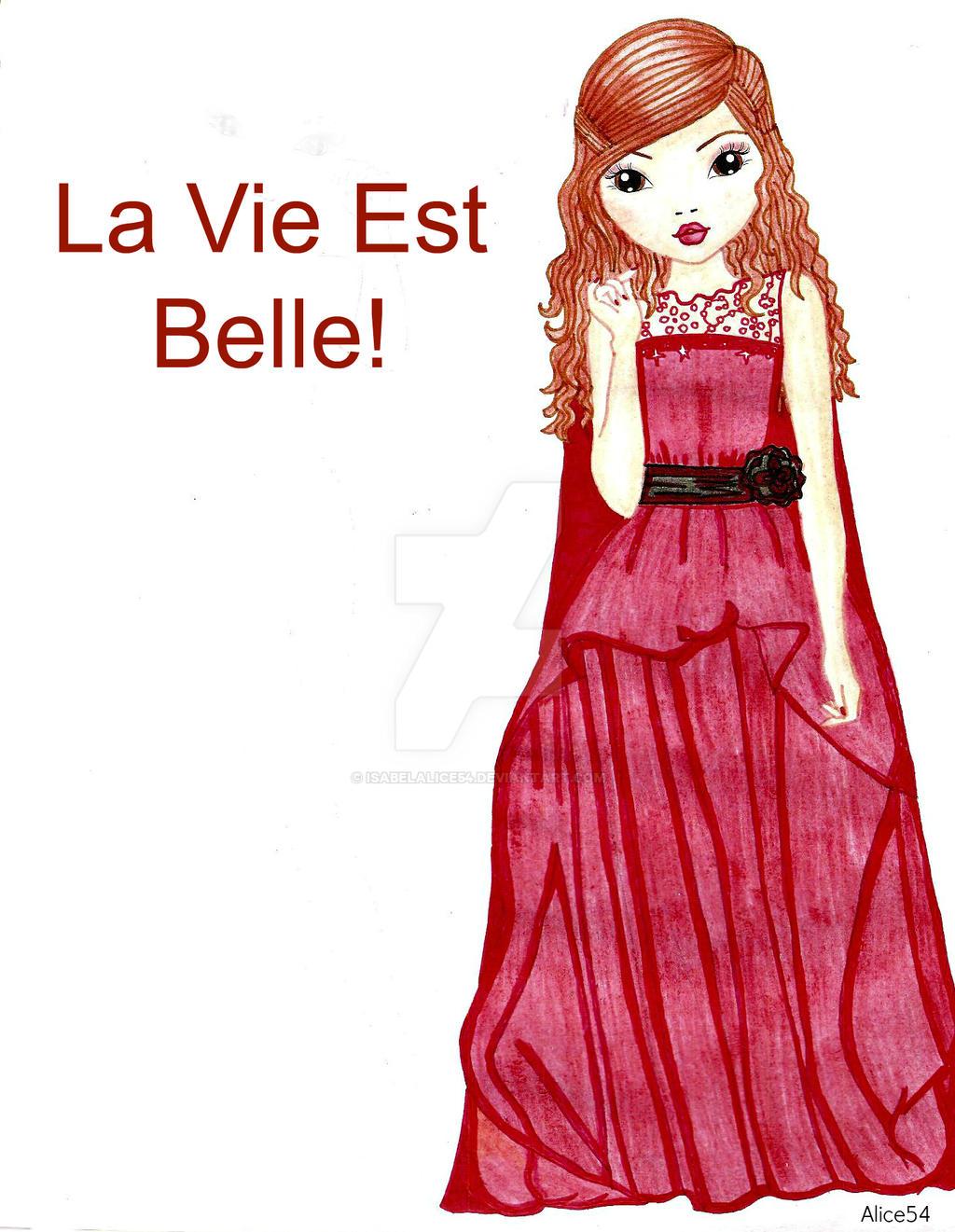 la vie est belle by isabelalice54 on deviantart. Black Bedroom Furniture Sets. Home Design Ideas