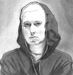 Eminem by FaerieNymph