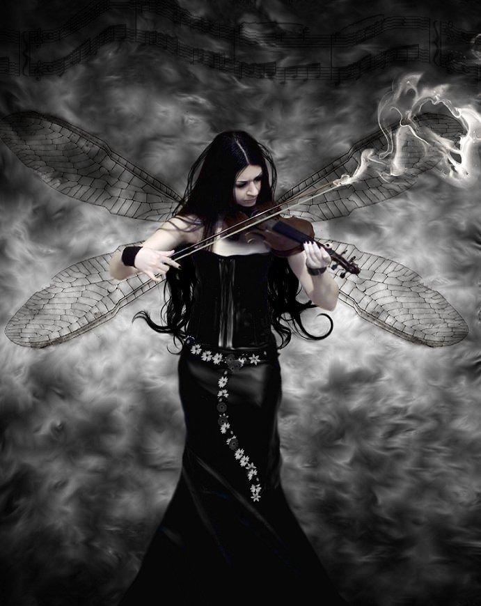 Serenade by FaerieNymph